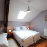 chambre à partage maison forestière de bellevue
