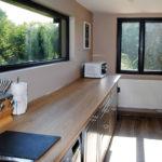 cuisine equipe maison forestière de bellevue